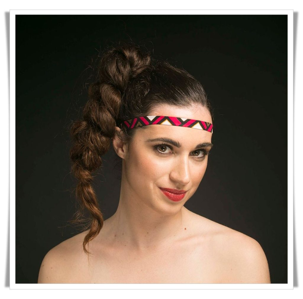 Headband Zapatane Wax