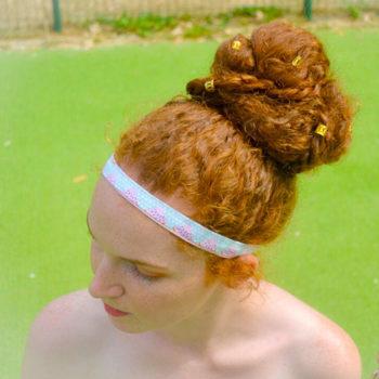 Headband Zapatane - Pastèque