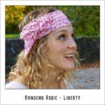 Bandeau Rosie Liberty