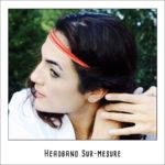 Headband Sur-mesure