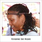 Headband sur mesure