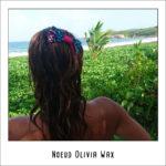 Noeud Olivia Wax