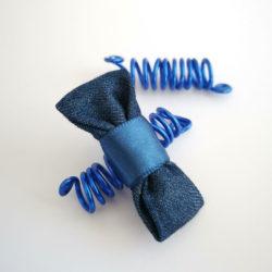Bague Sésé - Jean's Bleu