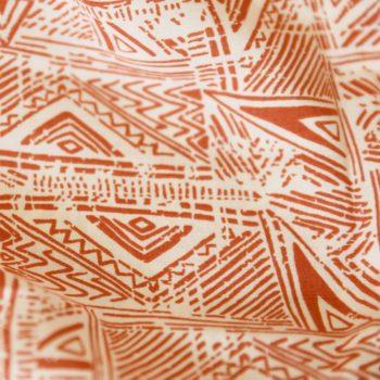 Tissu Imprimé Aztèque